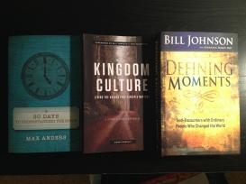 Unsere ersten 3 Bücher
