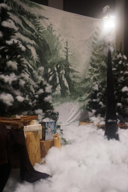 Weihnachtsdeko Narnia