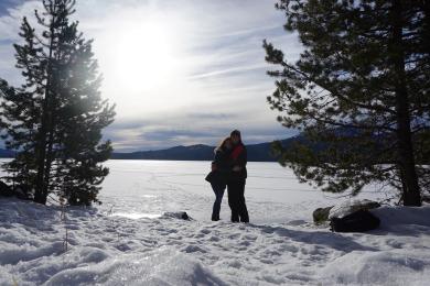 Diamand Lake